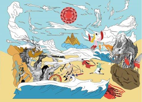 华夏初始凝聚之战,黄帝蚩尤涿鹿之战的影响