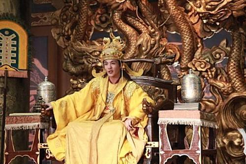 唐顺宗李诵:有一种委屈叫当皇帝