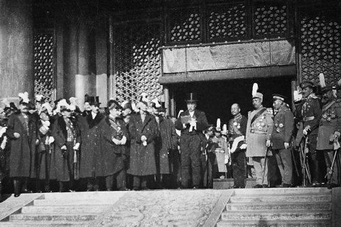 中华千年王朝更迭史——北洋政府