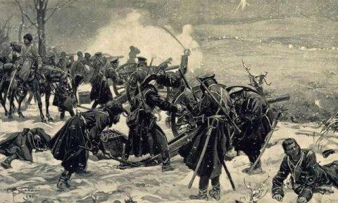 """两大恶邻""""平分中国""""的一次预演!百年前日俄战争怎么回事"""