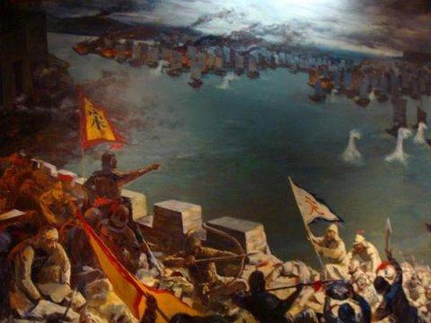 中国古代抗敌血战为何大多发生在长江以南?