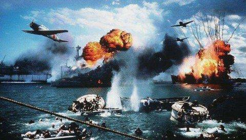 揭秘日本偷袭珍珠港不为人知的十个细节