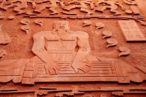 """上古时代""""炎帝""""的各种传说都有哪些?"""