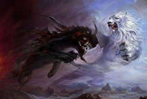 传说中的上古十大凶兽都有哪些?上古十大凶兽介绍