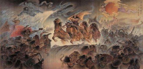 传说中的上古十大魔神都有哪些?上古十大魔神介绍