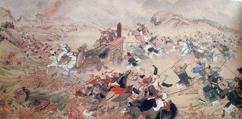 西周灭商的决胜之战牧野之战,具体经过是怎样的?
