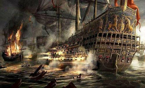 明末崇祯时期明荷料罗湾海战详情一览