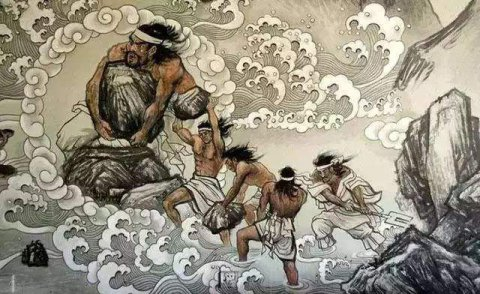 中国历史上第一例斩首战术:禹征三苗一箭诛敌酋