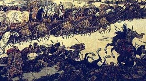 中国古代禅让制最后的捍卫战,夏启有扈氏甘之战
