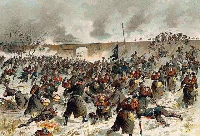 德意志的领导权争夺战:普奥战争