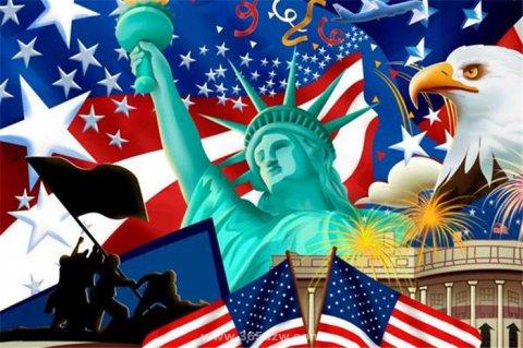 美国国庆日的来历,纪念《独立宣言》的正式通过