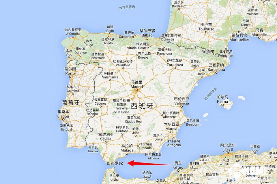 英国与西班牙的历史逆鳞,直布罗陀海峡之争