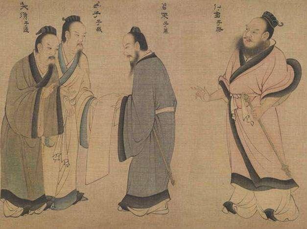 孔门七十二贤及孔门十哲名单,其中出名的有哪些?