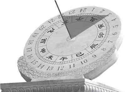 中国古代计时方式——时辰,十二时辰都有哪些名称?