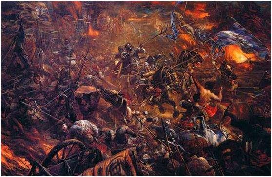 五国伐齐后齐国的生死之战,燕齐即墨之战