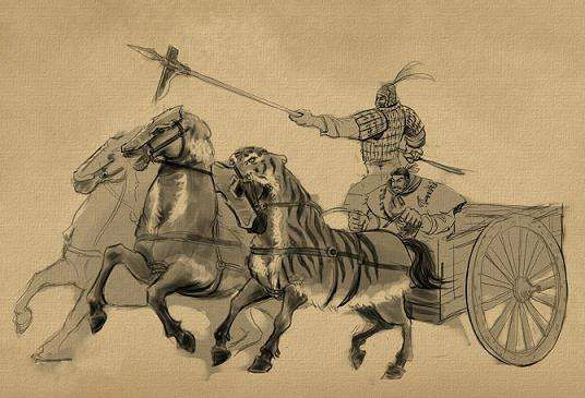 魏国霸业的余晖,桂陵之战的后续魏齐襄陵之战