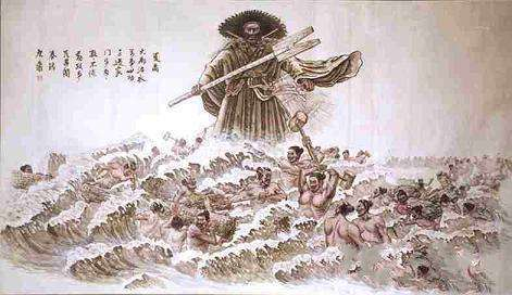 夏朝皇帝列表,夏朝历代皇帝大事记