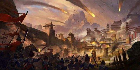 战国秦与楚的国运交锋,秦楚蓝田之战