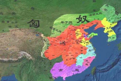 分封与集权的碰撞,汉初吴楚七国之乱始末