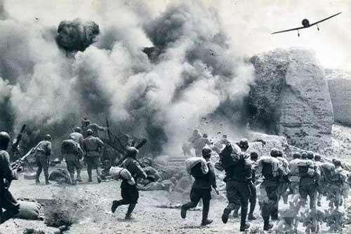 一场民族性的全面战争,抗日战争是从什么时候开始