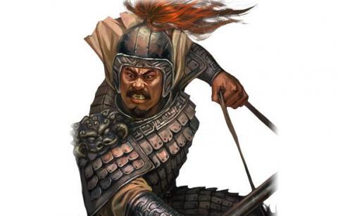 """河内健将,反戈叛主,汉末吕布""""八健将""""郝萌"""