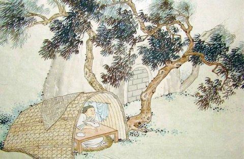 中华传统文化经典《二十四孝》之王裒闻雷泣墓