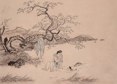 中华传统文化经典《二十四孝》之王祥卧冰求鲤