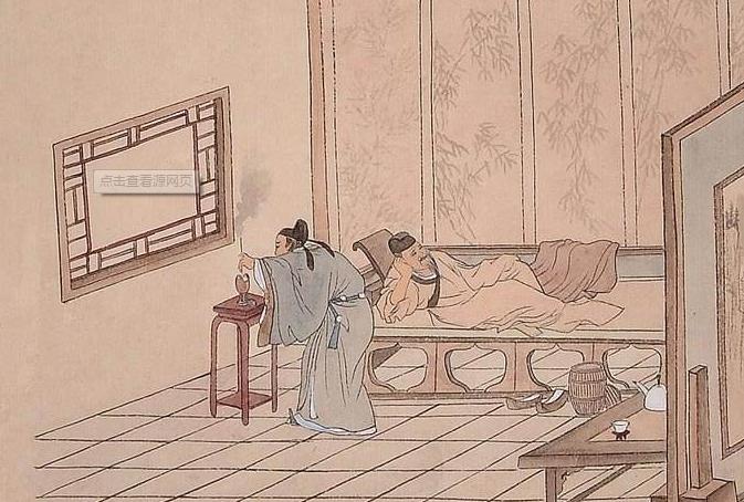 中华传统文化经典《二十四孝》之庾黔娄尝粪忧心
