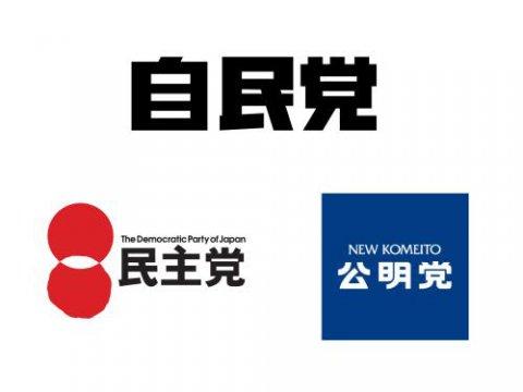 日本国的主要政党有哪些?日本政党发展史