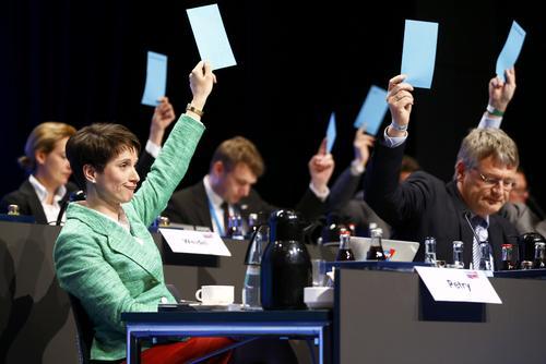 德国的主要政党有哪些?德意志联邦共和国政党发展史