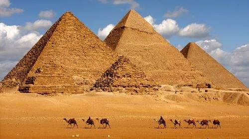 古埃及法老(国王)的陵墓,法老为什么要建造金字塔?