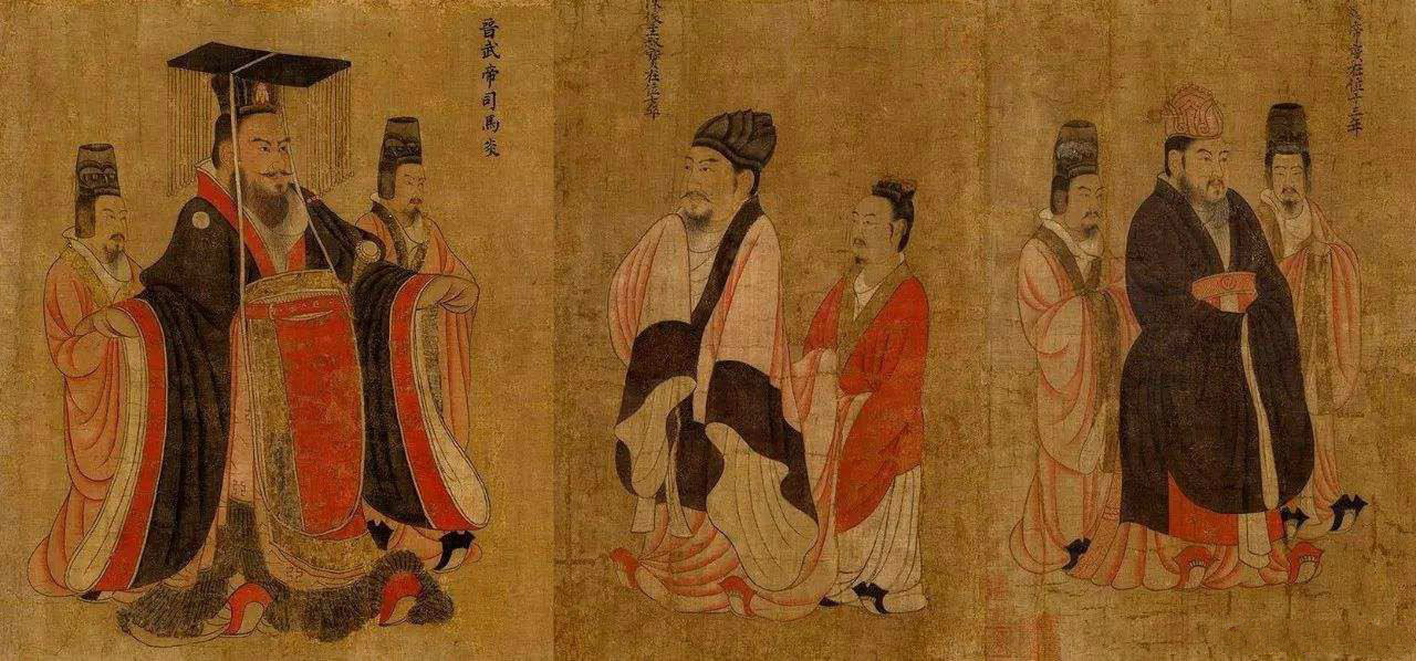 晋朝皇帝列表(西晋)