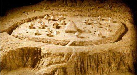 中国古代原始社会的房屋都是什么样子的?