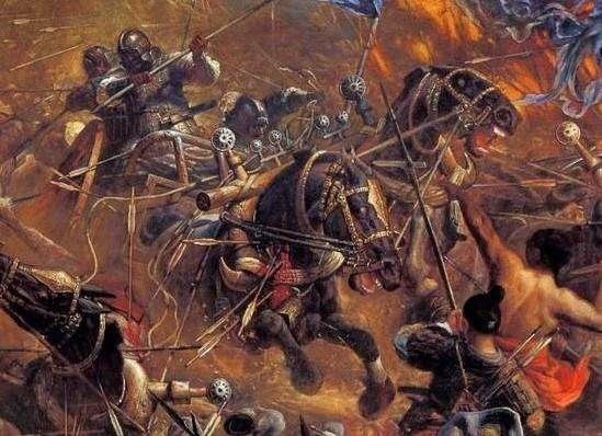 中国古代历史上的战车与车兵是什么样的?