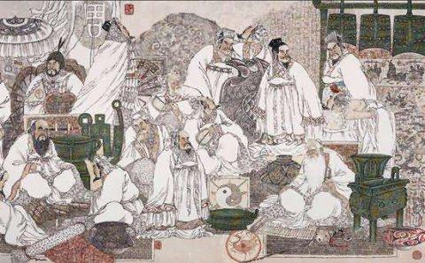 """春秋战国时代为什么会产生""""百家争鸣""""的文化盛宴"""
