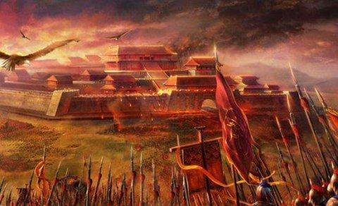 唐朝灭亡后关中地区数十年的战乱详情