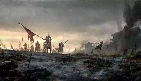 唐军击败黄巢叛乱的关键战役——龙尾陂战役