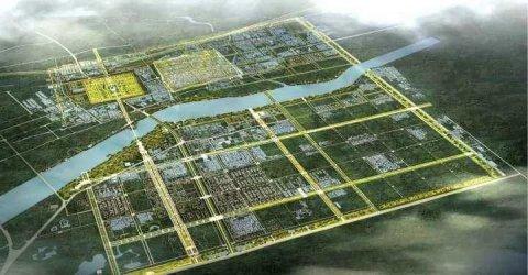 隋唐洛阳城的布局是什么样子的?