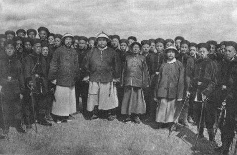 清朝末年兵制的改变,湘军淮军到清末新军