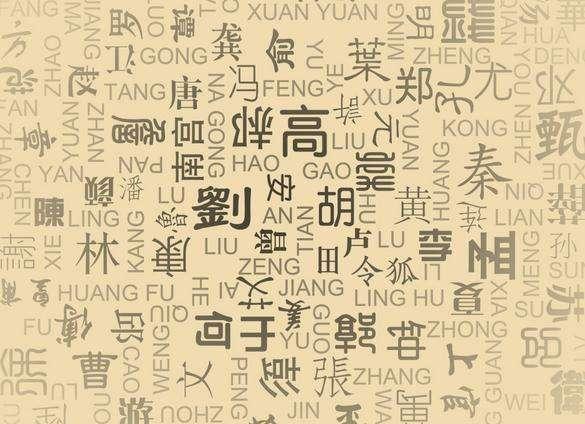 """中国古代历史上的""""姓""""与""""氏""""有什么区别?"""