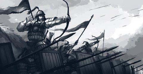 古代的战争与后勤