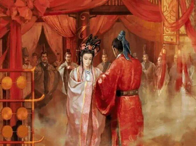 媒妁之言是什么意思,历史上第一个媒人是谁?